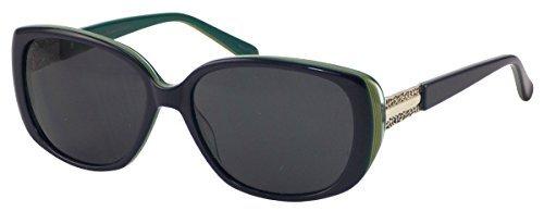 Elizabeth Arden Sunglasses for Women Navy Plastic Cat Shape Sunglasses 5235-2