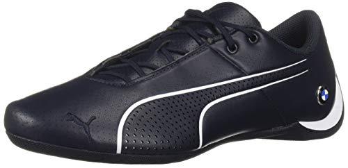PUMA Men's BMW Future Cat Sneaker, Team Blue White, 10 M US
