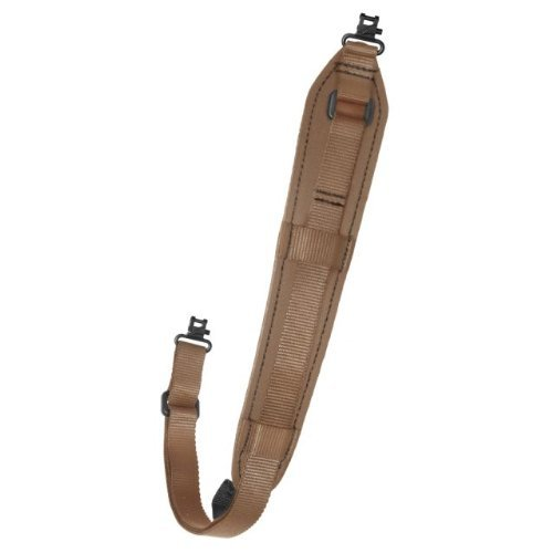 The Outdoor Connection the Original Super Sling with Talon Swivels, Coyote Brown