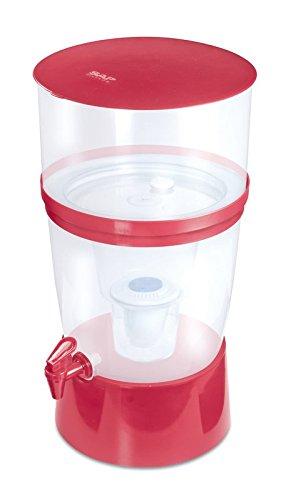 Filtro de Água The Filter de Plástico Branco Sap Filtros