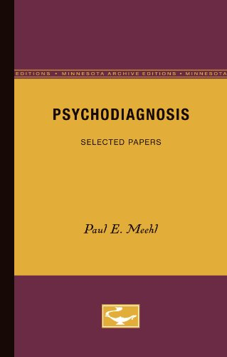 Psychodiagnosis: Selected Papers