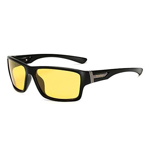 Lente Ligero Gafas Polarizadas Sol Gafas sol Mujer Sol de para Vintage Sol de Unisex Nocturna Visión Deportivas Fliegend de Ultra Hombre de Retro Gafas UV400 de Gafas gqBCdZqxw
