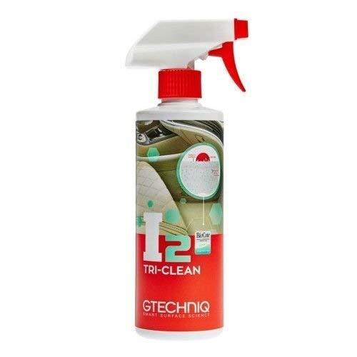 [해외]I2 트라이 클린 인테리어 항균 클리너 (500 mL) / Gtechniq I2 Tri-Clean Interior Anti-bacterial Cleaner (500 mL)