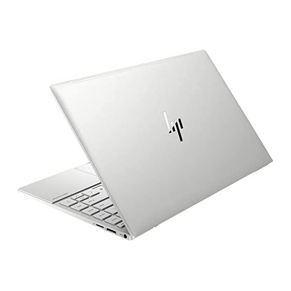 "HP Envy 13.3"" (33.78 cms) Touchscreen FHD Laptop (10th Gen i5-1035G1/8GB/512GB SSD/Windows 10/MS Office/Natural Silver/1.3 Kg), 13-ba0003TU"