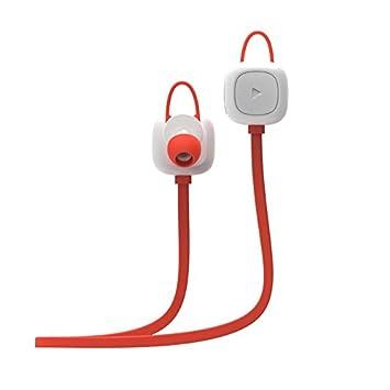 I-CaseBoard - Auriculares deportivos con Bluetooth 4.1 inalámbrico ...