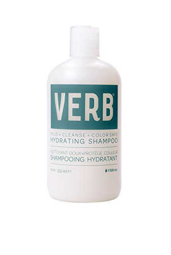 By Hydrating Shampoo - Verb Hydrating Shampoo - Mild + Cleanse + Color Safe 12oz