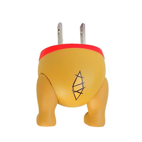 Disney Character USB Charger Ac Charger Ac Adapter Rapid Usb Charger Buttocks Series Pooh