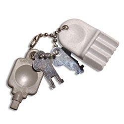 Georgia Pacific 504Set Keys, Commercial-Grade Complete Set of Dispenser Keys for Georgia Pacific (Georgia Set)