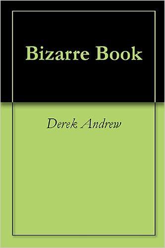 Livre gratuit télécharger pdfBizarre Book B0037261TC (Littérature Française) CHM