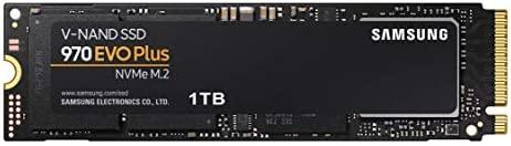 Amazon.com: Samsung 970 EVO Plus 1TB SSD (MZ-V7S1T0B/AM ...