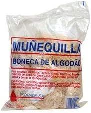 Promade - Bolsa Muñequilla 100 gr. Mezcla gasa e hilos de algodón ...
