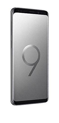 Samsung Galaxy S9 G9600 64GB Unlocked GSM 4G LTE Phone w/ 12MP Camera - Titanium Gray
