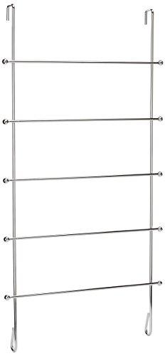 The Door Chrome Hanging Towel Rack ()