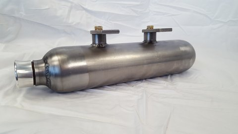 ChassisDesignCompany - 3inch FuelCell/ auxilary gas tank (Tank Auxilary)