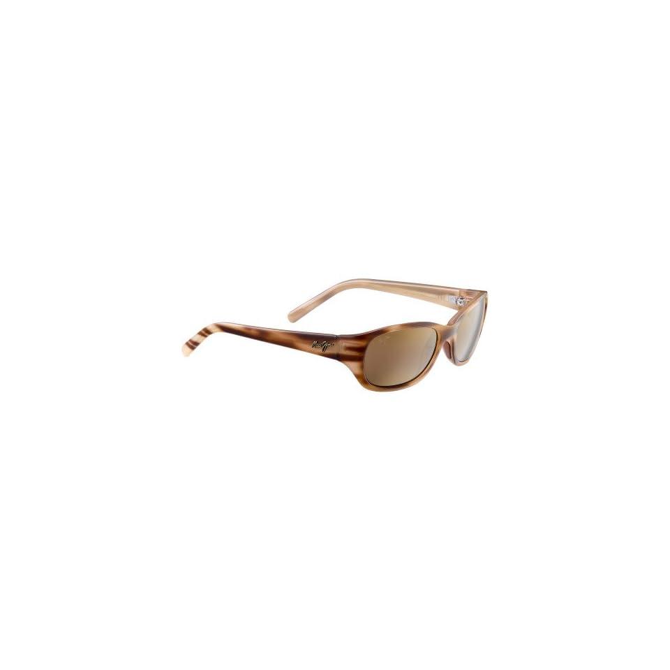 Maui Jim Kuiaha Bay Sunglasses Dark Sandstone / HCL Bronze