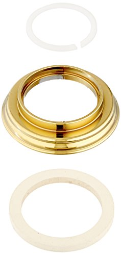 Innovations Bath Faucet Handle Base (Delta Faucet RP26146PB Innovations, Handle Base Snap Ring Gasket, Polished Brass)