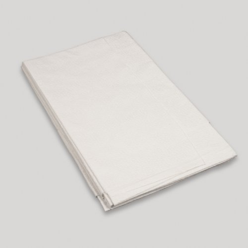Dynarex 8141 Drape Sheets 2 Ply Tissue 40 X 72 50 Case - White by Dynarex