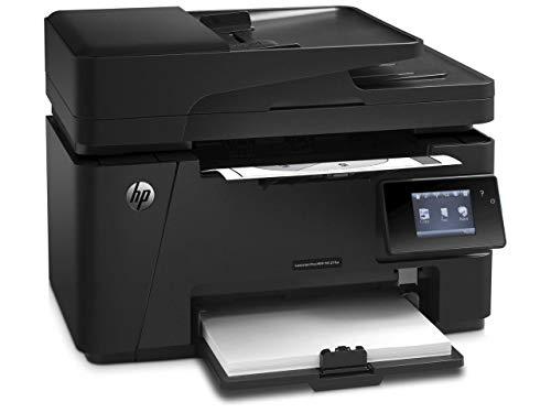 (Hewlett-Packard-HP Laserjet Pro Wireless Monochrome Multifunction M127fw Laser Printer, Copier, Scanner and Fax, Up to 21 ppm, 600 x 600 dpi Black Print Quality)