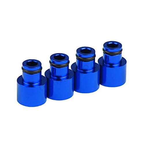 4x Fuel Injector Top Hat Adapter For Honda Civic Acura B D Series B16 B18 D16