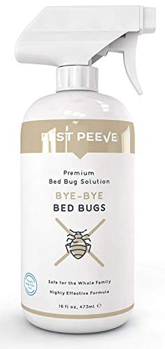 Pest Peeve All-Natural Bye-Bye Bed Bugs