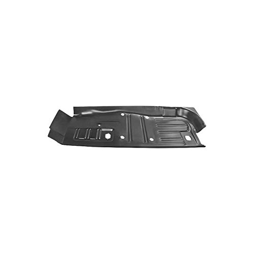 MACs Auto Parts 44-38614 - Mustang Coupe or Fastback Full Length Floor Pan, Left