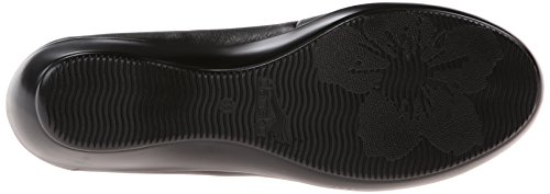 Dansko Womens Décollé Slip-on In Nappa Nera