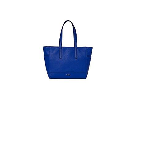 CALVIN KLEIN MARIN4 LARGE TOTE DAZZLING BLUE