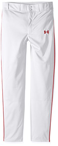 baseball pants with red piping - 2