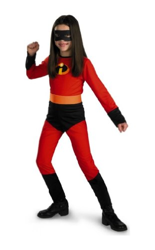 Violet Costumes Incredibles (The Incredibles Violet Costume - Child Costume - Medium (7-8))