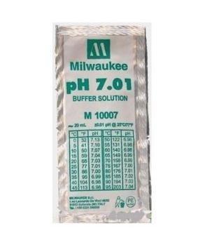 Milwaukee pH Tester Calibration/Buffer 7.01 Solution - Lot of 3
