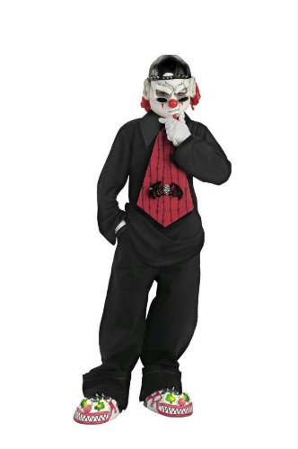 Street Mime Costumes (Costumes For All Occasions Dg2804G Street Mime 10 To 12)