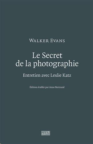 Walker Evans - Writing (French Edition) pdf