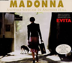 Postcard Madonna - Another Suitcase in Another Hall (with 3 Film Postcards)