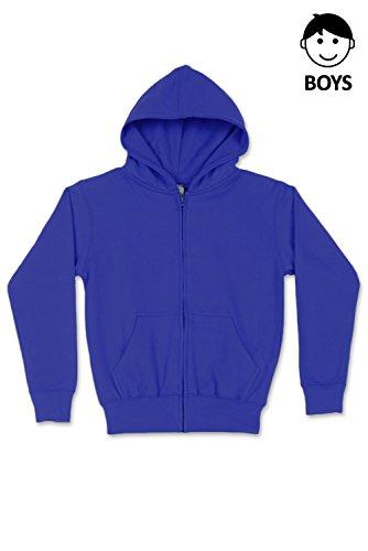 Royal Blue Classic Sweatshirt - 1