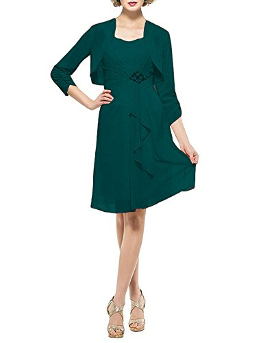ladies-elegant-knee-length-3-4-sleeve-mother-of-the-bride-dress-with-chiffon-jacket-peacock-us2