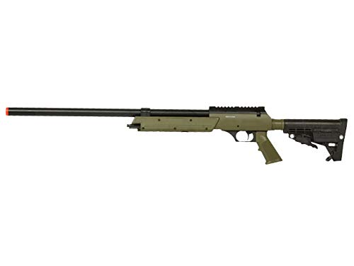 - Well MB13 Airsoft Sniper Rifle - OD Green