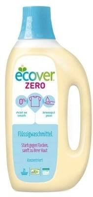 Amazon com : ECOVER Zero Laundry Liquid Fiber deep cleaning