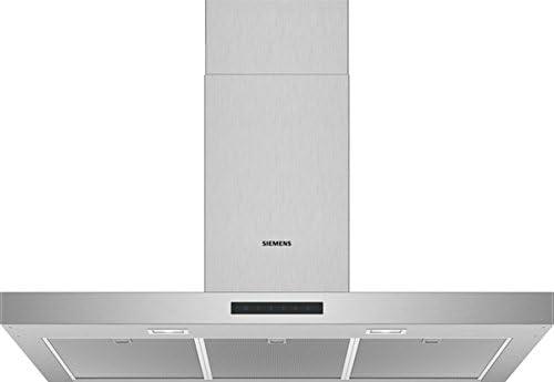 Siemens iQ300 LC96BBM50 - Campana (580 m³/h, Canalizado, A, A, D, 60 dB): Amazon.es: Hogar