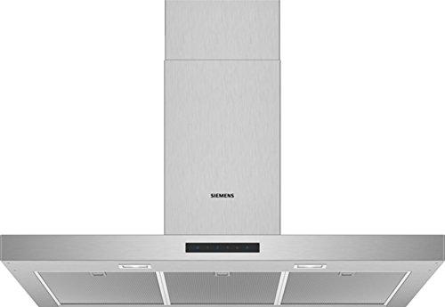 Siemens lc96bbm50 dunstabzugshaube wandhaube 90 cm metall