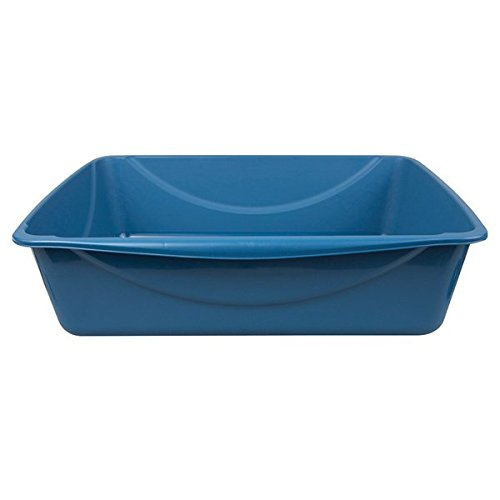 Doskocil Litter Pan - Large (18 1/2'' long x 15 1/4'' wide x 5 1/4'' high)