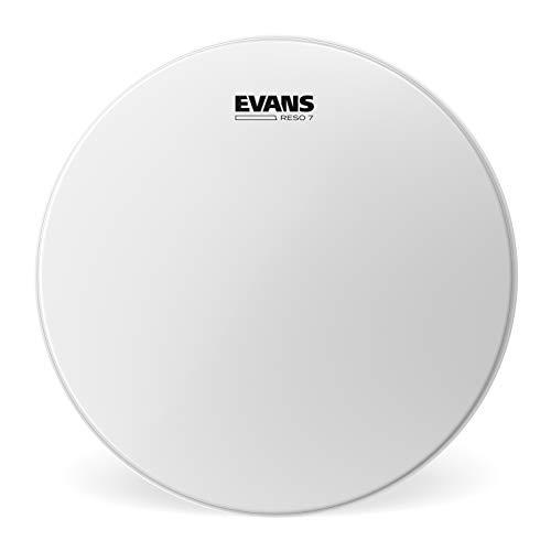 Evans Reso 7 Coated Tom Reso, 10 - 10 Tom Drum