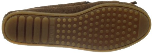 50 Brown Dusty Damen Mokassins Moc Braun Studded Minnetonka OaApp
