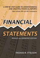 Financial Statements-Revised & Expanded ((2nd,)09) by Ittelson, Thomas R [Paperback (2009)]