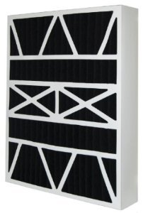 17.5x27x5 (17.2x26.2x5) Carbon Odor Block Trane Replacement Filter