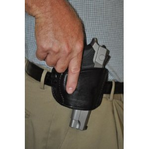 Pro-Tech Outdoors Black Leather Side Holster for Taurus 24/7, PT-92, PT-99 Gun by Pro-Tech Outdoors (Image #6)
