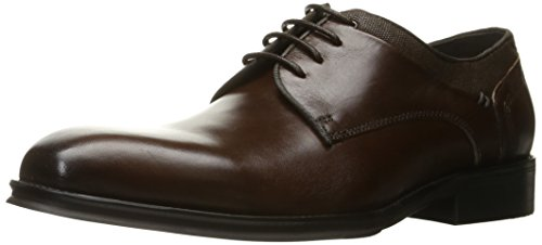 Kenneth Cole REACTION Mens Sitch-uation Oxford Brown C0RSpVDR