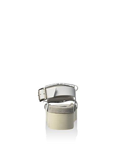 Pefok9504wvda400 Kvinde Sandeltræ Sølv Hvid Fornarina HO0wxO