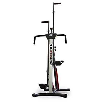 MaxiClimber, is The Revolutionary Vertical Climber, as-seen on-TV