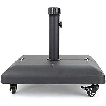 Amazon Com Shademobile Outdoor Umbrella Stand W Easy