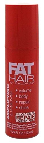Samy Fat Hair Amplifying Creme, 5.25 Ounce
